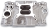 Edelbrock 21111 - Edelbrock Performer Intake Manifolds for Chevy