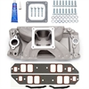 Edelbrock 29270K - Edelbrock Super Victor Series Big Block Chevy Intake Manifolds