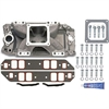 Edelbrock 29275K - Edelbrock Super Victor Series Big Block Chevy Intake Manifolds