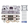 Edelbrock 5001KEdelbrock Torker-II Manifolds and Kits for Chevy