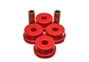 Energy Suspension 3-1103R - Energy Suspension Differential Carrier Bushings