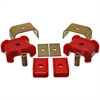 Energy Suspension 3-1106R - Energy Suspension Transmission Mounts