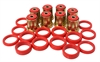 Energy Suspension 3-3132R - Energy Suspension Rear Control Arm Bushings