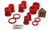 Energy Suspension 3-3148R - Energy Suspension Rear Control Arm Bushings