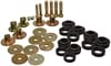Energy Suspension 3-4142G - Energy Suspension Car Body Mount Bushing Sets