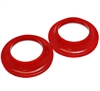 Energy Suspension 3-6110R - Energy Suspension Coil Spring Isolators