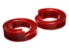 Energy Suspension 3-6115R - Energy Suspension Coil Spring Isolators