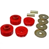 Energy Suspension 4-1101R - Energy Suspension Transmission Mounts