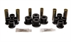 Energy Suspension 4-2122G - Energy Suspension Front & Rear Leaf Spring Bushings