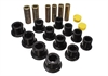 Energy Suspension 4-2148G - Energy Suspension Front & Rear Leaf Spring Bushings