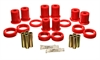 Energy Suspension 4-3114R - Energy Suspension Rear Control Arm Bushings