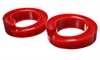 Energy Suspension 4-6106R - Energy Suspension Coil Spring Isolators