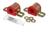 Energy Suspension 9-5124R - Energy Suspension Universal Non-Greaseable Sway Bar Bushings
