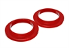 Energy Suspension 9-6101R - Energy Suspension Coil Spring Isolators