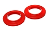 Energy Suspension 9-6104R - Energy Suspension Coil Spring Isolators