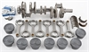 Eagle 129104010 - Eagle Chevy LS Competition Rotating Assemblies