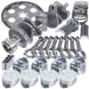 Eagle B13402L04053 - Eagle Chevy Street Performance Rotating Assemblies