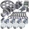 Eagle B13402L06053 - Eagle Chevy Street Performance Rotating Assemblies
