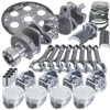 Eagle B13403L04053 - Eagle Chevy Street Performance Rotating Assemblies