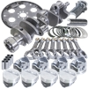 Eagle B13505L06053 - Eagle Chevy Street Performance Rotating Assemblies