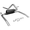Flowmaster 17133 - Flowmaster American Thunder Exhaust Systems - Cars