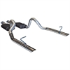Flowmaster 17213 - Flowmaster American Thunder Exhaust Systems - Cars
