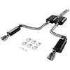 Flowmaster 17405 - Flowmaster Force II Exhaust Systems - Cars