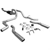 Flowmaster 17436 - Flowmaster American Thunder Exhaust Systems - Truck/SUV