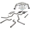 Flowmaster 17742K1 - Flowmaster American Thunder Exhaust Systems - Truck/SUV