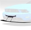 Ford-Racing-Mustang-Splitter-Kit