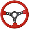 NRG Innovations ST-006RR-BS - NRG Innovations Deep Dish Steering Wheels