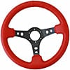 NRG Innovations ST-006RR-YS - NRG Innovations Deep Dish Steering Wheels