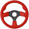 NRG Innovations ST-012RR-YS - NRG Innovations Race Series Steering Wheels