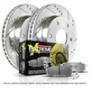 Power-Stop-Street-Warrior-Z26-Front-Brake-Pad-Rotor-Kits