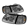 Spyder Auto 5014191 - Spyder Auto LED Projector Headlights