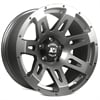 Rugged Ridge 15305.30 - Rugged Ridge Aluminum Wheels