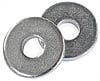 Longacre Racing 36025 - Longacre Racing Products Aluminum Backup Washers