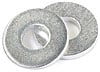 Longacre Racing 36030 - Longacre Racing Products Aluminum Backup Washers