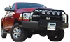 Go Industries 59669W - Go Industries Bumper Replacements with Grille Guard