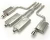 Gibson 317000 - Gibson American Muscle Car Cat-Back Exhaust Systems