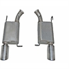 Gibson 319012 - Gibson American Muscle Car Cat-Back Exhaust Systems