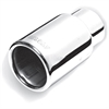 Gibson 500375 - Gibson Elite Stainless Steel Exhaust Tips