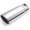 Gibson 500401 - Gibson Elite Stainless Steel Exhaust Tips