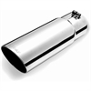 Gibson 500420 - Gibson Elite Stainless Steel Exhaust Tips