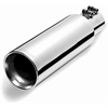 Gibson 500431 - Gibson Elite Stainless Steel Exhaust Tips