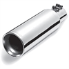 Gibson 500546 - Gibson Elite Stainless Steel Exhaust Tips