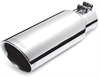 Gibson 500645 - Gibson Elite Stainless Steel Exhaust Tips