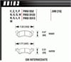 Hawk HB103Y.590 - Hawk LTS Light-Truck and SUV Brake Pads