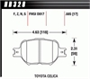 Hawk HB328Z.685 - Hawk Ceramic Brake Pads