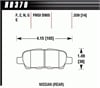 Hawk HB370Z.559 - Hawk Ceramic Brake Pads